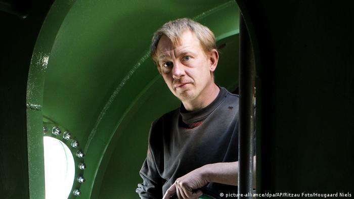 Submarine-owner Peter Madsen