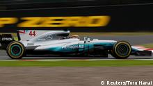 Formel 1 Japan Grand Prix 2017 Qualifying Hamilton