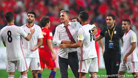 Fußball WM qualifiziert   Iran (Getty Images/AFP/Jung Yeon-Je)