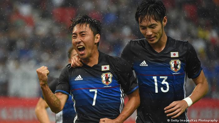 Fußball WM qualifiziert | Japan (Getty Images/Kaz Photography)