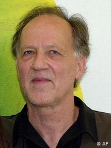 Deutscher Filmdirektor Werner Herzog