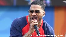 USA Rapper Nelly in New York