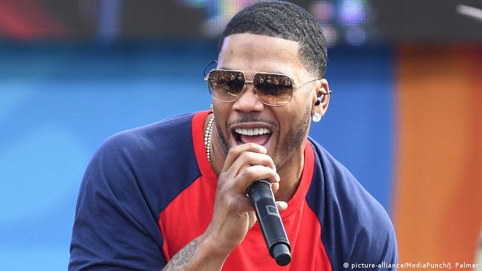 USA Rapper Nelly in New York (picture-alliance/MediaPunch/J. Palmer)