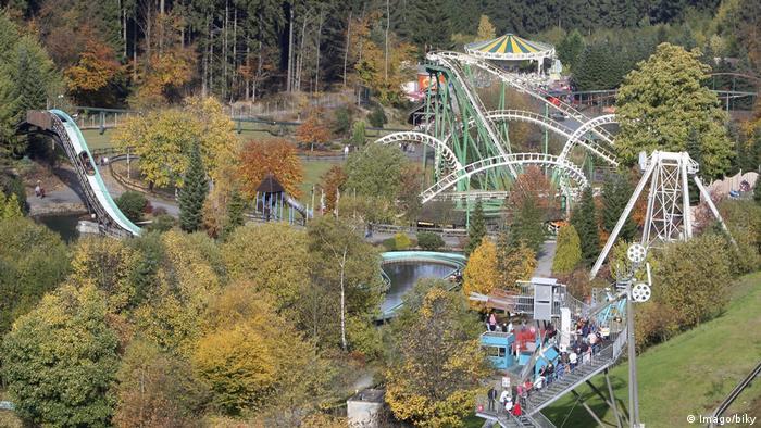Fort Fun amusement park (Imago/biky)