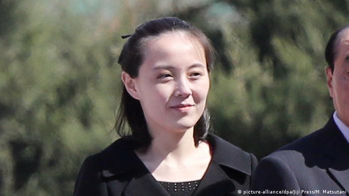 Kim Yo-jong vem sendo preparada por Kim Jong-un para se tornar uma das figuras mais poderosas da Coreia do Norte