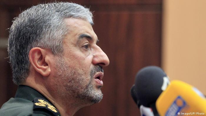 Iran Chef der Revolutionsgarde Mohammed Ali Dschafari