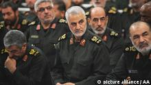Iran Revolutionsgarde