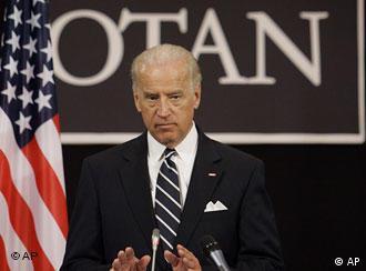 Biden pide a aliados de la OTAN mayor compromiso en Afganistán | Política |  DW | 10.03.2009