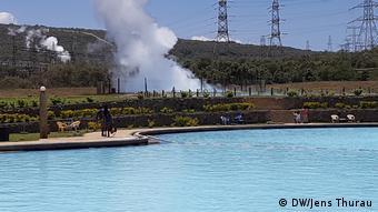 Kenia 1 Pool nahe Nairobi