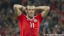 Fußball Stars, deren Teams sich nicht für die WM qualifiziert haben   Bale Wales