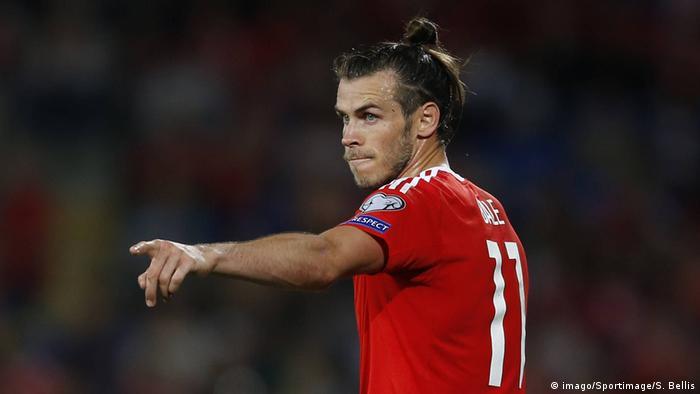 Fußball Stars, deren Teams sich nicht für die WM qualifiziert haben | Bale Wales (imago/Sportimage/S. Bellis)