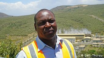 Kenia Ingenieur Reuben