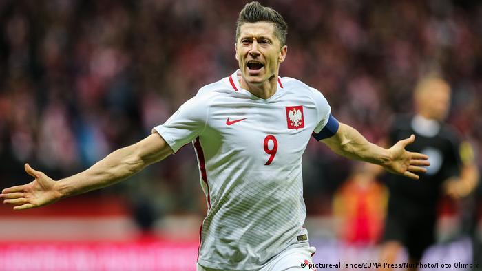 WM 2018 Qualifikation Polen gegen Montenegro (picture-alliance/ZUMA Press/NurPhoto/Foto Olimpik)