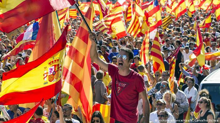 加泰羅尼亞領導人:獨立不會回頭
