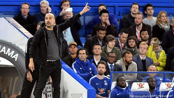 Fußball Premier League - FC Chelsea v Manchester City