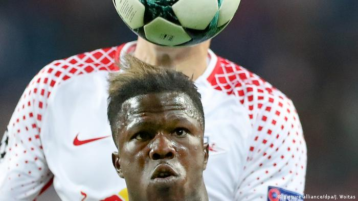 Fußball Champions League - RB Leipzig - AS Monaco 1:1 (picture-alliance/dpa/J. Woitas)
