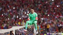 Fußball 2018 World Cup Qualifications - Africa - Egypt vs Congo (Imago/Xinhua)