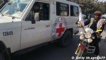 Afghanistan Rotes Kreuz