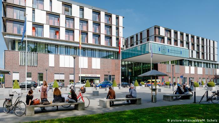 Universitätsklinikum Hamburg-Eppendorf (UKE) (picture-alliance/dpa/M. Scholz)