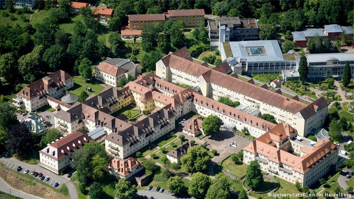 UniversitätsKlinikum Heidelberg (UniversitätsKlinikum Heidelberg)