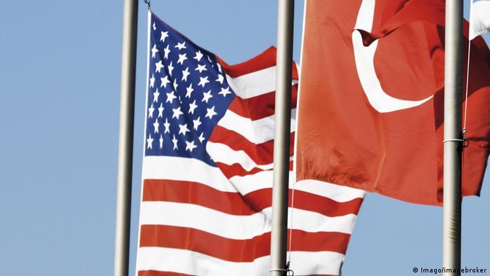 Symbolbild USA Türkei Beziehungen (Ausschnitt) (Imago/imagebroker)