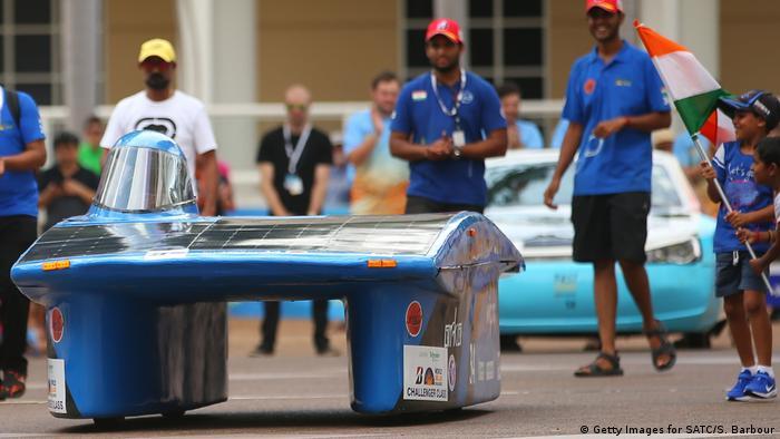 Bildergalerie World Solar Challenge (Getty Images for SATC/S. Barbour)