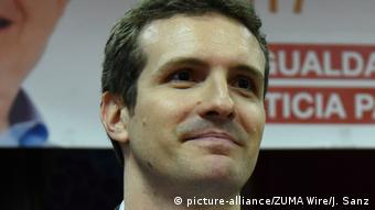 Pablo Casado (picture-alliance/ZUMA Wire/J. Sanz)