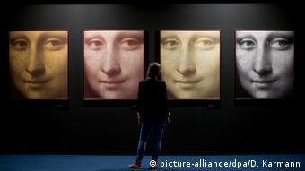 Tα πολλά πρόσωπα της Μόνα Λίζα - Aπό παλαιότερη έκθεση για τον Ντα Βίντσι στη Νυρεμβέργη
