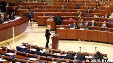 Frankreich Straßburg Europarat Verleihung Preis für Menschenrechte