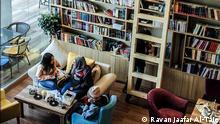 Irak Erbil Büchercafé