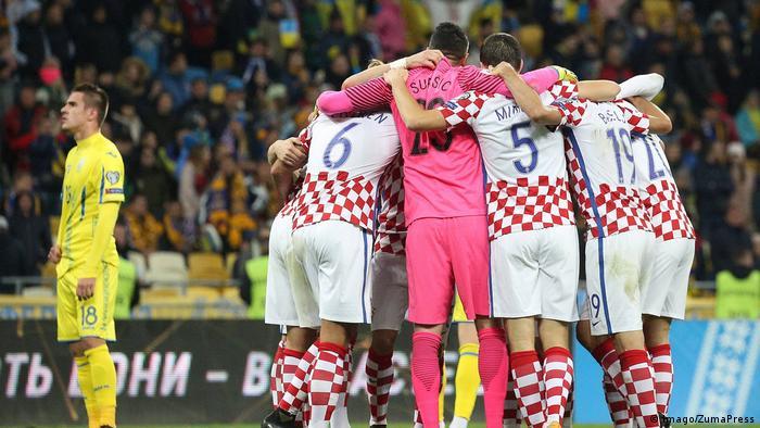 Збірна Хорватії позмагається за путівку на Чемпіонат Світу у матчах плей-офф