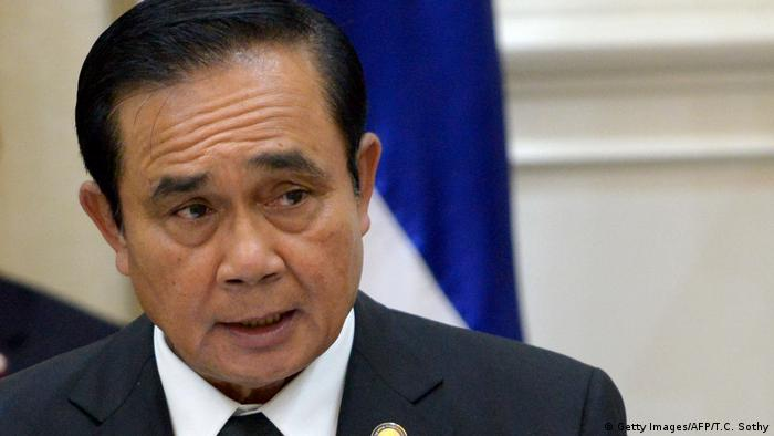 Prayut Chan-O-Cha (Getty Images/AFP/T.C. Sothy)