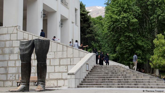 Auf den Spuren des Schahs in der Islamischen Republik (Theresa Tropper)