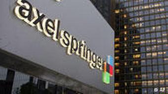 Издательский дом Axel Springer