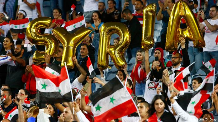 Asian Cup 2019 Having Beaten The Odds To Qualify Syria Are