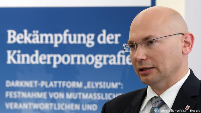 Oberstaatsanwalt Georg Ungefuk Sprecher Generalstaatsanwaltschaft Frankfurt