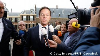 Dutch Prime Minister Mark Rutte (Getty Images/AFP/B. Czerwinski)