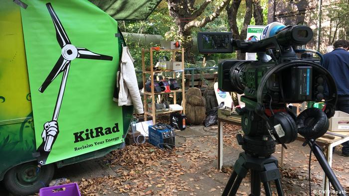 KitRad Wind turbines