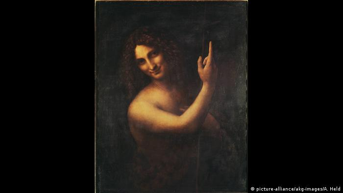 Leonardo da Vinci Johannes (picture-alliance/akg-images/A. Held)
