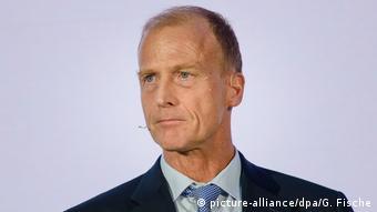 Airbus CEO Thomas Enders