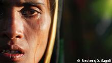 Bangladesch Frauen und Kinder Flüchtlingslager Cox's Bazar