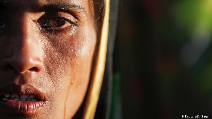 Bangladesch Frauen und Kinder Flüchtlingslager Cox's Bazar (Reuters/D. Sagoli)