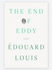Book cover, The end of Eddy Edouard Louis