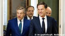 Niederlande | Rutte | Neue Koalition verspricht Wohlstand für alle