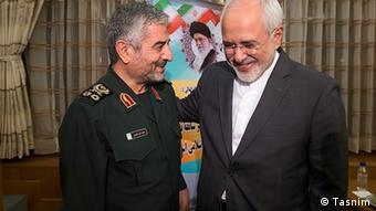 Zarif, Jafari Iran (Tasnim)