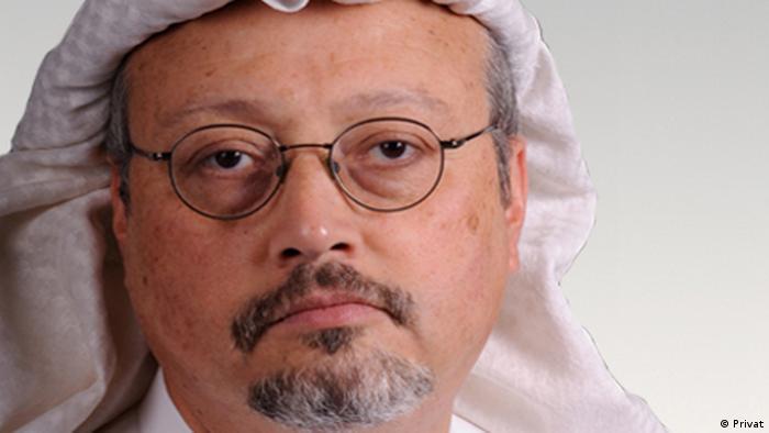 Jamal Khashoggi saudischer Journalist und Schriftsteller (Privat)
