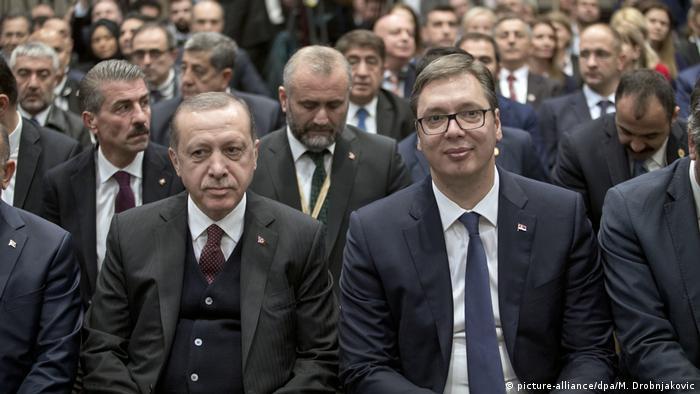 Erdogan je posetio Srbiju sa velikom privrednom delegacijom u oktobru 2017. godine