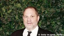 Harvey Weinstein US-amerikanischer Filmproduzent (Getty Images/J. Phillips)