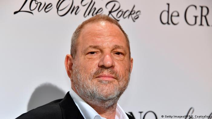 Allegations against US film producer Harvey Weinstein have opened the flood gates in several sectors and in the political world (Getty Images/AFP/Y. Coatsaliou)