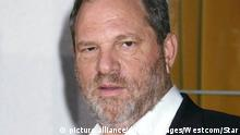 Harvey Weinstein US-amerikanischer Filmproduzent (picture alliance/dpa/AP Images/Westcom/Star)